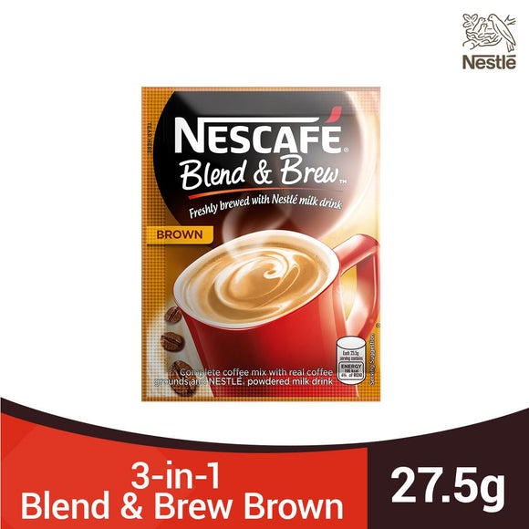 NESCAFE B B BROWN 27.5GX240