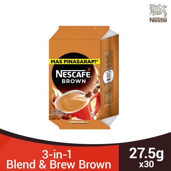 NESCAFE B B BROWN 27.5GX30X8