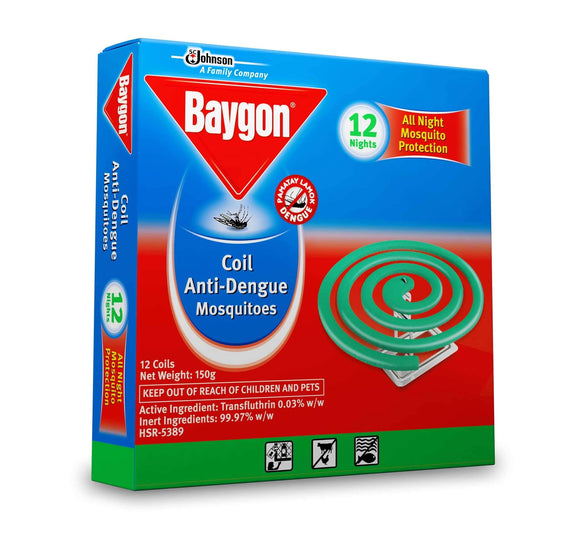 Baygon Anti-Dengue Mosquito Killer