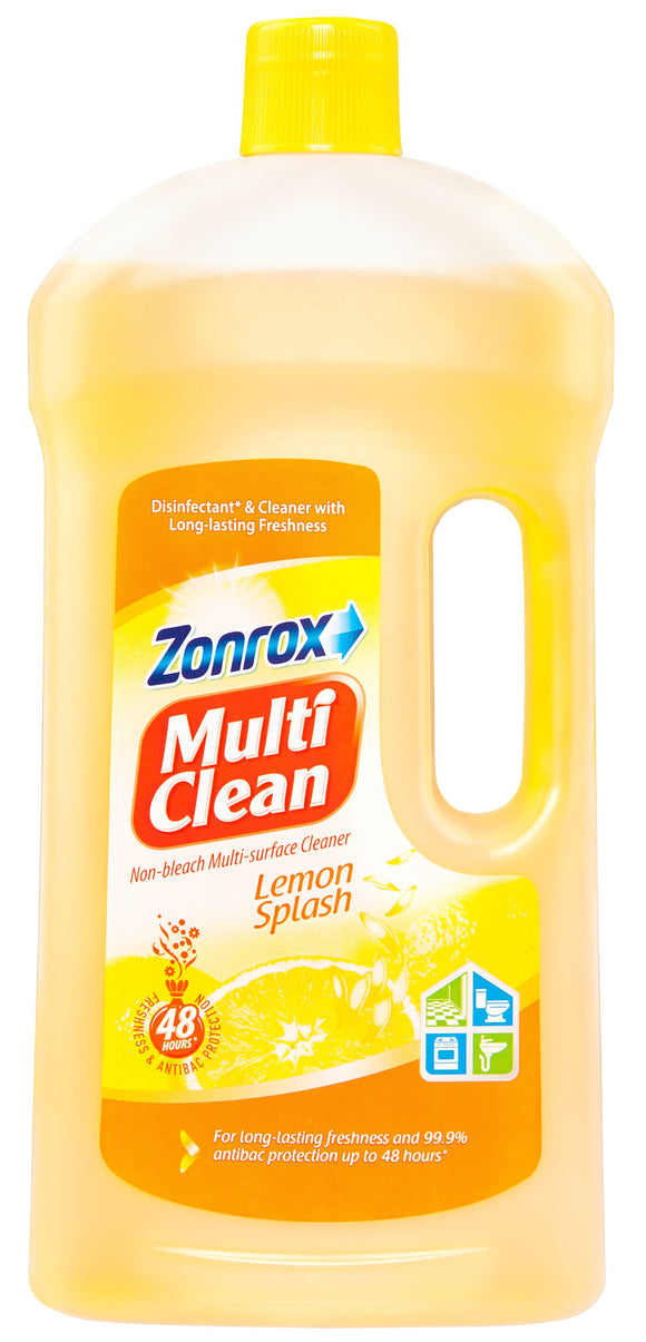 ZONROX MSC LEMON 900ML