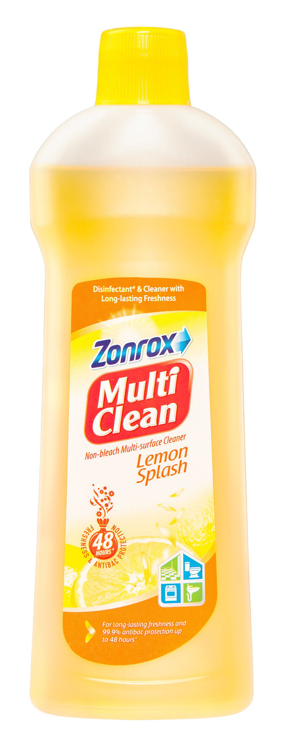 ZONROX MSC LEMON 450ML
