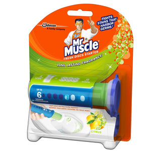 MR. MUSCLE FRESH DISC STARTER CITRUS