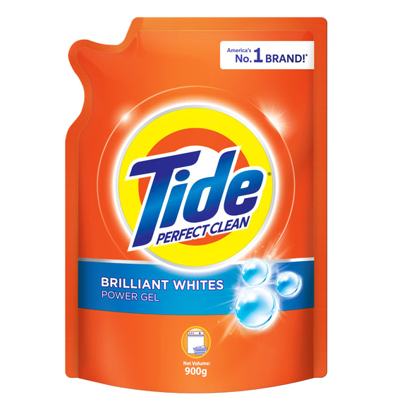 Tide Liquid Detergent Brilliant Whites RFL 9