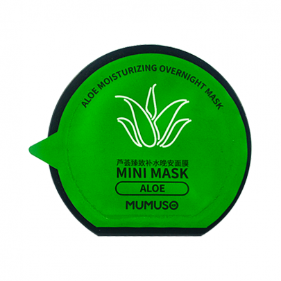Aloe Moisturizing Overnight Mask