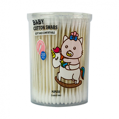 Baby Cotton Buds 200pcs