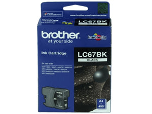 Brother Ink Cartridge LC-67 Black