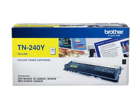 Brother Toner TN-240 Yellow