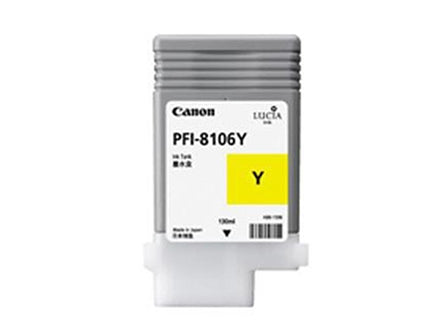 Canon Ink PFI-8106 Yellow