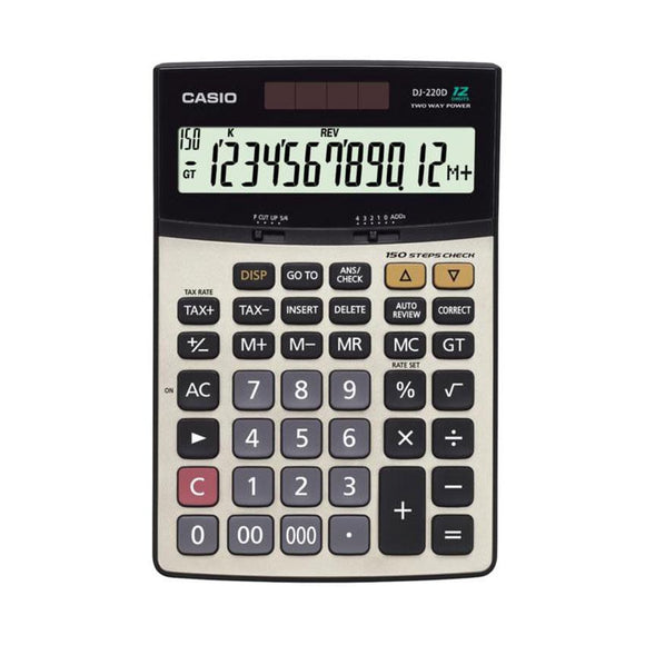 Casio Calculator DJ-220D
