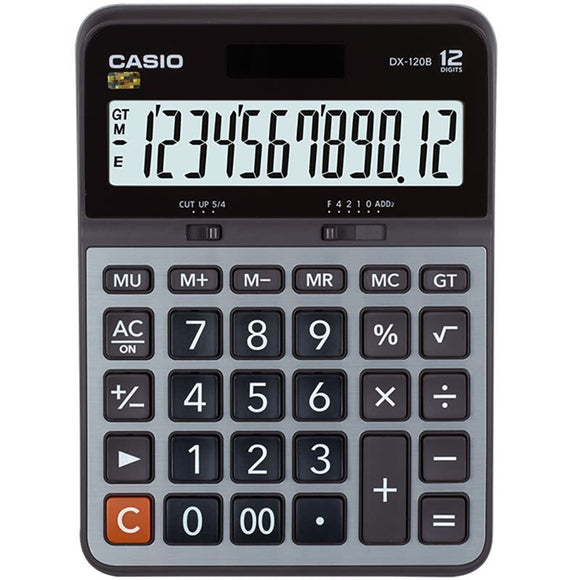 Casio Calculator DX-120B