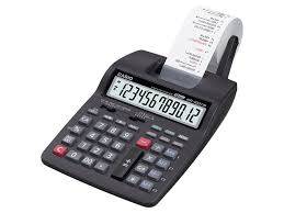 Casio Printing Calculator HR-100TM