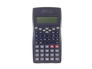 Deli Calculator Scientific 1709