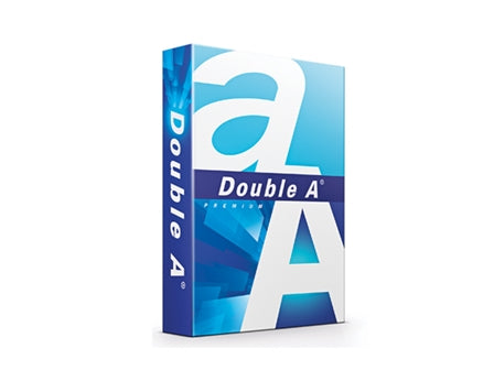 Double A Premium Copy Paper A4 80gsm/s24 500 pcs