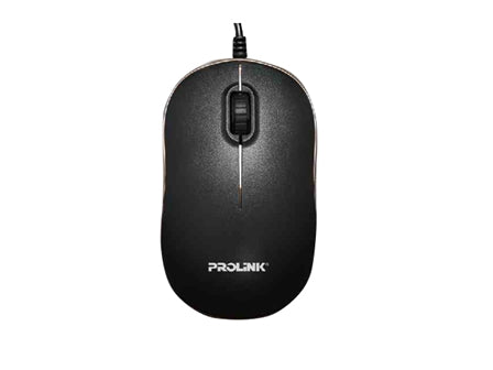 Prolink Mouse USB PMC1006 Gold