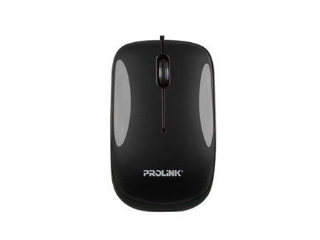 Prolink Retractable Mouse PMR3001 Black