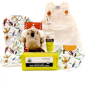 Baby's Buddy Hamper