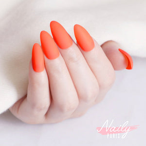Coffret Amande - Orange