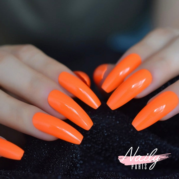 Coffret Coffin - Orange