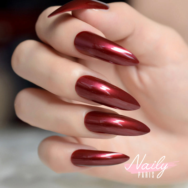 Coffret X-tra Stiletto - Rouge brillant