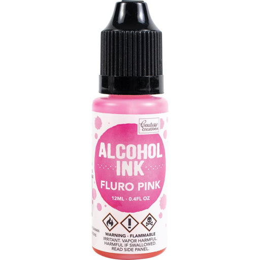 Couture Creations Fluro Alcohol Ink Fluro Pink
