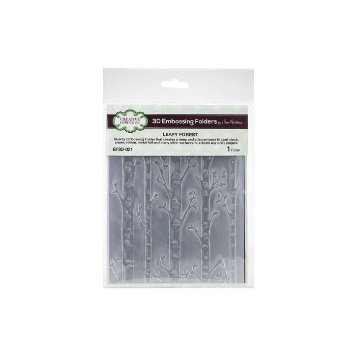 creative-expressions-3d-embossing-folder-leafy-forest