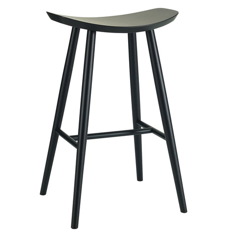 Philana Bar Stool - Black