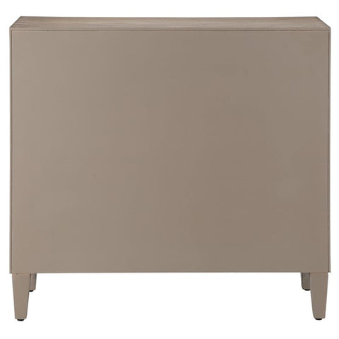 Image of Annalise 2-Door Natural Accent Cabinet