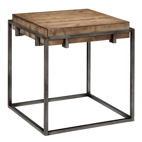 Image of Dillinger Natural End Table