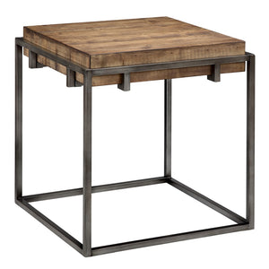Dillinger Natural End Table