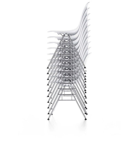 Image of DSS Eiffel Stackable Chair - Reproduction