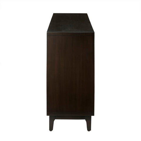 Fairway 3 Door Brown Console