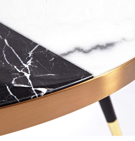 Image of Svante Marble Coffee Table