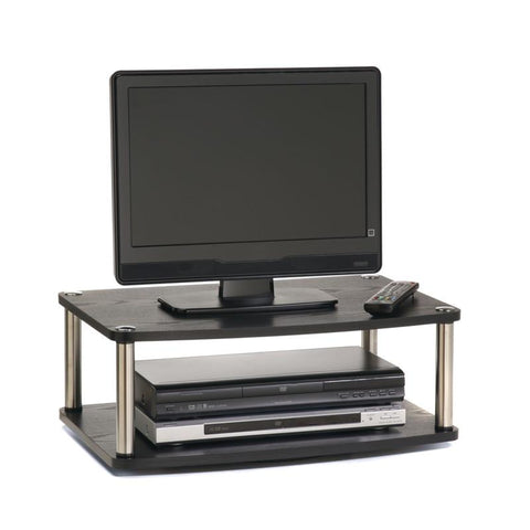 Image of 2-Tier Swivel TV Stand / TV Turntable Swivel Board