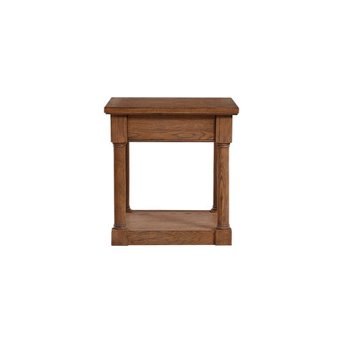 Image of Georgetown Wooden End Table