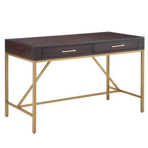 Sharkey Morocco Gold Desk
