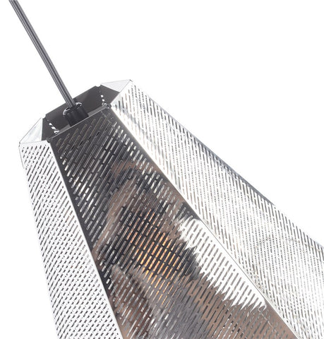 Image of Cell Tall Pendant Lamp - Reproduction