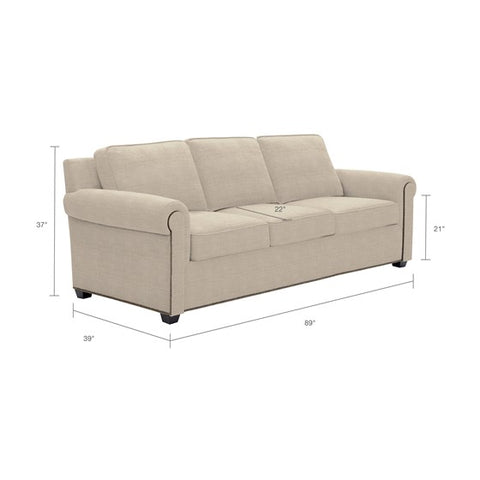 Image of Chandler Cream Sofa