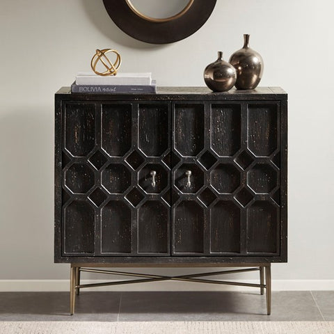 Image of Hanley 2 Doors Accent Cabinet (ETA 11/11/2020)
