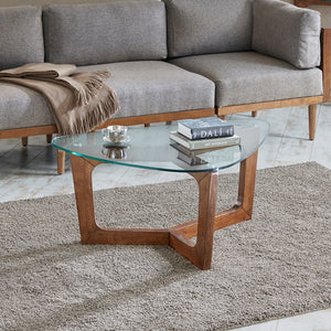 Walker Pecan Coffee Table (Almost Gone)
