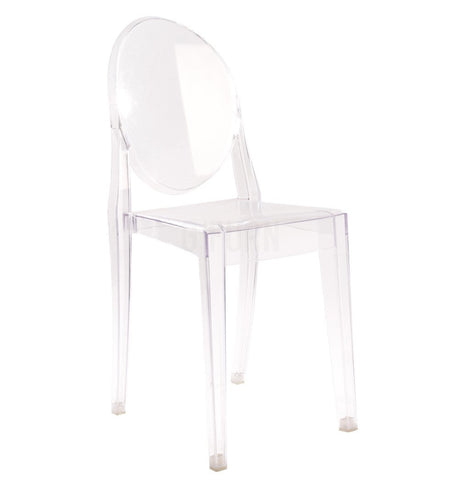 Image of Victoria Ghost Chair - Reproduction
