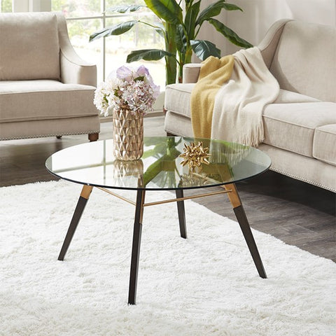 Ryland Glass Coffee Table