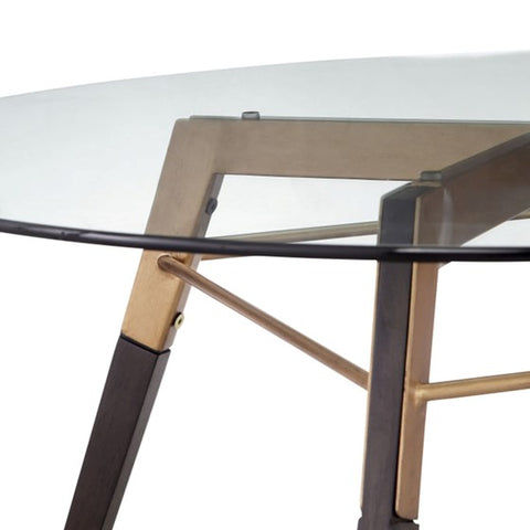 Image of Ryland Glass Coffee Table