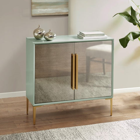 Image of Curry 2 Door Accent Cabinet