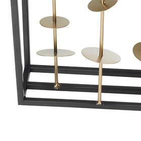 Clement Metal Wall Decor Set