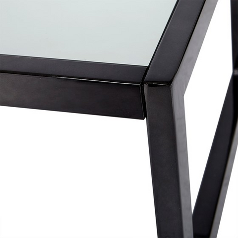 Image of Boyd Black Console Table