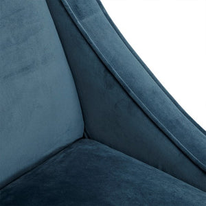 Avalon Swoop Arm Settee