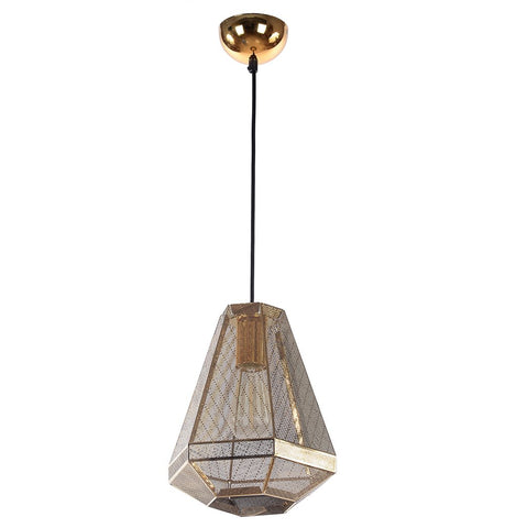 Cell Tall Pendant Lamp - Reproduction