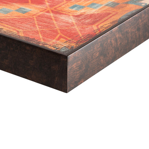 Moroccan Tile Gel Coat Decor Set