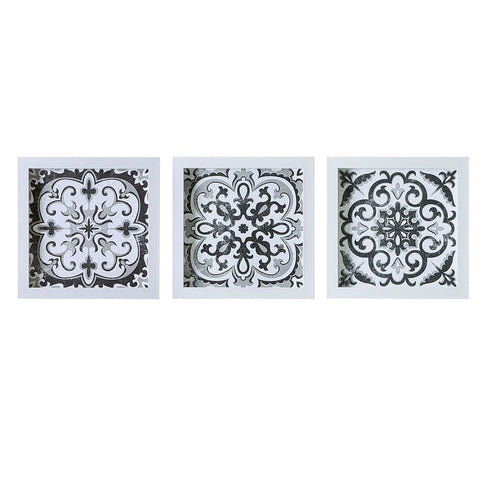 Madison Park Tiles Decor Set