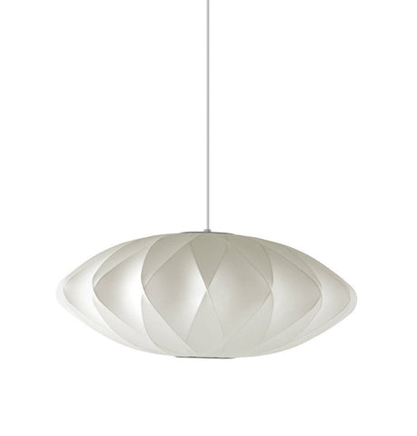 Bubble Saucer Criss Cross Pendant Lamp - Reproduction